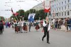 Dziesmu un deju svētku atklāšanas gājiens pulcē Rīgā visus Latvijas novadus (601-700) 92