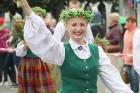 Dziesmu un deju svētku atklāšanas gājiens pulcē Rīgā visus Latvijas novadus (601-700) 93