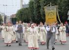 Dziesmu un deju svētku atklāšanas gājiens pulcē Rīgā visus Latvijas novadus (601-700) 96