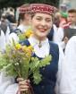Dziesmu un deju svētku atklāšanas gājiens pulcē Rīgā visus Latvijas novadus (601-700) 99