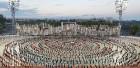 Deju lieluzveduma «Māras zeme» ģenerālmēģinājuma rakstu raksti iedvesmo 16