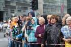 Dziesmu un deju svētku atklāšanas gājiens pulcē Rīgā visus Latvijas novadus (701-800) 7