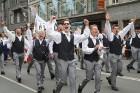 Dziesmu un deju svētku atklāšanas gājiens pulcē Rīgā visus Latvijas novadus (701-800) 11