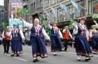 Dziesmu un deju svētku atklāšanas gājiens pulcē Rīgā visus Latvijas novadus (701-800) 21