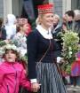 Dziesmu un deju svētku atklāšanas gājiens pulcē Rīgā visus Latvijas novadus (701-800) 26