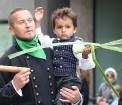 Dziesmu un deju svētku atklāšanas gājiens pulcē Rīgā visus Latvijas novadus (701-800) 35