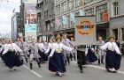Dziesmu un deju svētku atklāšanas gājiens pulcē Rīgā visus Latvijas novadus (701-800) 37