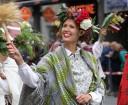 Dziesmu un deju svētku atklāšanas gājiens pulcē Rīgā visus Latvijas novadus (701-800) 42