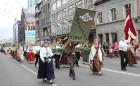 Dziesmu un deju svētku atklāšanas gājiens pulcē Rīgā visus Latvijas novadus (701-800) 64