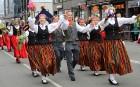 Dziesmu un deju svētku atklāšanas gājiens pulcē Rīgā visus Latvijas novadus (701-800) 68