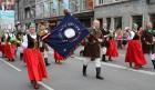 Dziesmu un deju svētku atklāšanas gājiens pulcē Rīgā visus Latvijas novadus (701-800) 69