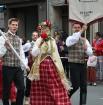 Dziesmu un deju svētku atklāšanas gājiens pulcē Rīgā visus Latvijas novadus (701-800) 87