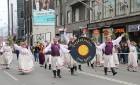 Dziesmu un deju svētku atklāšanas gājiens pulcē Rīgā visus Latvijas novadus (701-800) 99