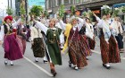 Dziesmu un deju svētku atklāšanas gājiens pulcē Rīgā visus Latvijas novadus (801-845) 6