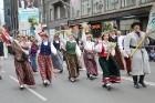 Dziesmu un deju svētku atklāšanas gājiens pulcē Rīgā visus Latvijas novadus (801-845) 11