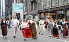Dziesmu un deju svētku atklāšanas gājiens pulcē Rīgā visus Latvijas novadus (801-845) 14