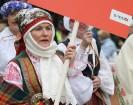 Dziesmu un deju svētku atklāšanas gājiens pulcē Rīgā visus Latvijas novadus (801-845) 45