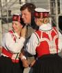 Pirms deju lieluzveduma «Māras zeme» dejotāji uzķer foto mirkļus 19