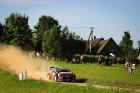Igaunijā norisinās gada lielākais autosporta pasākums - Shell Helix Rally Estonia. Foto: Gatis Smudzis 6
