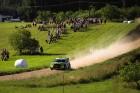 Igaunijā norisinās gada lielākais autosporta pasākums - Shell Helix Rally Estonia. Foto: Gatis Smudzis 8
