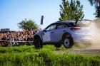 Igaunijā norisinās gada lielākais autosporta pasākums - Shell Helix Rally Estonia. Foto: Gatis Smudzis 9