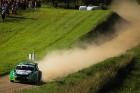 Igaunijā norisinās gada lielākais autosporta pasākums - Shell Helix Rally Estonia. Foto: Gatis Smudzis 10