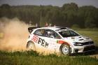 Igaunijā norisinās gada lielākais autosporta pasākums - Shell Helix Rally Estonia. Foto: Gatis Smudzis 12