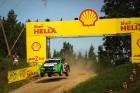 Igaunijā norisinās gada lielākais autosporta pasākums - Shell Helix Rally Estonia. Foto: Gatis Smudzis 14