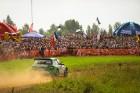 Igaunijā norisinās gada lielākais autosporta pasākums - Shell Helix Rally Estonia. Foto: Gatis Smudzis 17