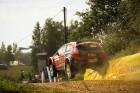 Igaunijā norisinās gada lielākais autosporta pasākums - Shell Helix Rally Estonia. Foto: Gatis Smudzis 19