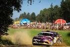 Igaunijā norisinās gada lielākais autosporta pasākums - Shell Helix Rally Estonia. Foto: Gatis Smudzis 20