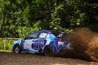 Igaunijā norisinās gada lielākais autosporta pasākums - Shell Helix Rally Estonia. Foto: Gatis Smudzis 21