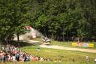 Igaunijā norisinās gada lielākais autosporta pasākums - Shell Helix Rally Estonia. Foto: Gatis Smudzis 22