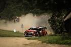 Igaunijā norisinās gada lielākais autosporta pasākums - Shell Helix Rally Estonia. Foto: Gatis Smudzis 23