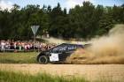 Igaunijā norisinās gada lielākais autosporta pasākums - Shell Helix Rally Estonia. Foto: Gatis Smudzis 1