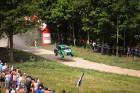 Igaunijā norisinās gada lielākais autosporta pasākums - Shell Helix Rally Estonia. Foto: Gatis Smudzis 24