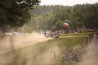 Igaunijā norisinās gada lielākais autosporta pasākums - Shell Helix Rally Estonia. Foto: Gatis Smudzis 26