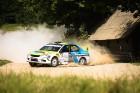 Igaunijā norisinās gada lielākais autosporta pasākums - Shell Helix Rally Estonia. Foto: Gatis Smudzis 30
