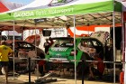 Igaunijā norisinās gada lielākais autosporta pasākums - Shell Helix Rally Estonia. Foto: Gatis Smudzis 41