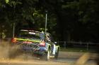 Igaunijā norisinās gada lielākais autosporta pasākums - Shell Helix Rally Estonia. Foto: Gatis Smudzis 45