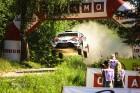 Igaunijā norisinās gada lielākais autosporta pasākums - Shell Helix Rally Estonia. Foto: Gatis Smudzis 49