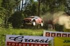 Igaunijā norisinās gada lielākais autosporta pasākums - Shell Helix Rally Estonia. Foto: Gatis Smudzis 50