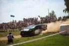 Igaunijā norisinās gada lielākais autosporta pasākums - Shell Helix Rally Estonia. Foto: Gatis Smudzis 55