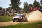 Igaunijā norisinās gada lielākais autosporta pasākums - Shell Helix Rally Estonia. Foto: Gatis Smudzis 57
