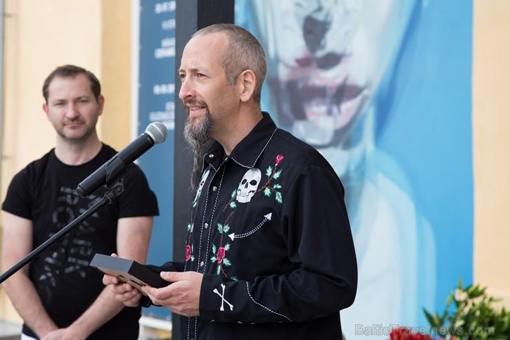 Daugavpilī atklāj Starptautisko konkursa izstādi un pasniedz Martinsona balvas