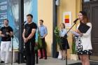 Daugavpilī atklāj Starptautisko konkursa izstādi un pasniedz Martinsona balvas 12