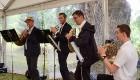 Travelnews.lv 14.07.2018. izbauda «Lejasezera garšas svētki» Zaubē zem Zaubes slavenā dižozola. Bildēts ar Samsung Galaxy Note8 14