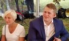Travelnews.lv 14.07.2018. izbauda «Lejasezera garšas svētki» Zaubē zem Zaubes slavenā dižozola. Bildēts ar Samsung Galaxy Note8 32