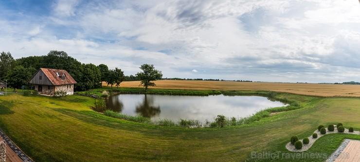 Bauskas novada atpūtas komplekss «Miķelis» aicina izbaudīt komfortu un mieru laukos