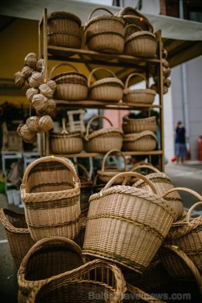 Āgenskalnā durvis atkal ver tirgus